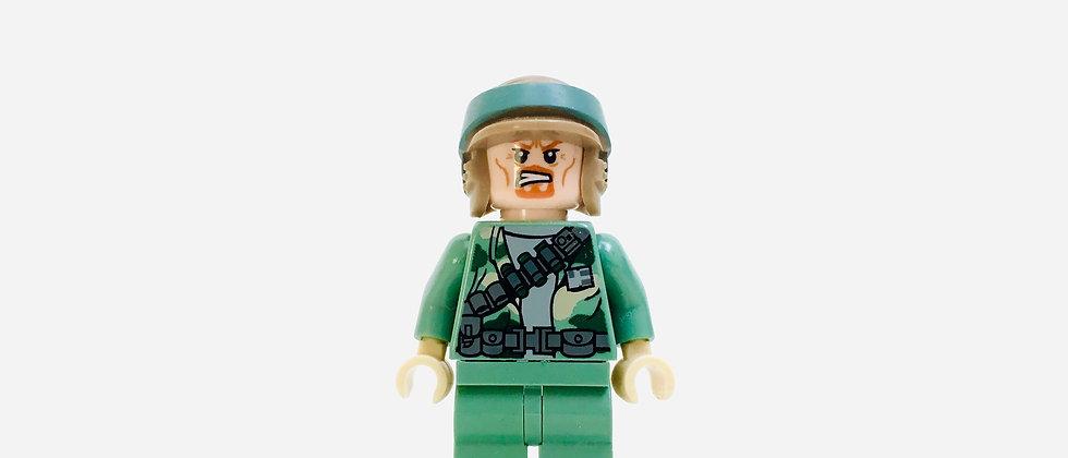 LEGO ® MINIFIGS SW0507 Endor Rebel Trooper