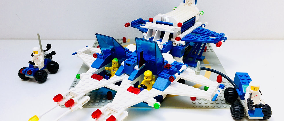 LEGO® 6980 CLASSIC SPACE Galaxy Commander