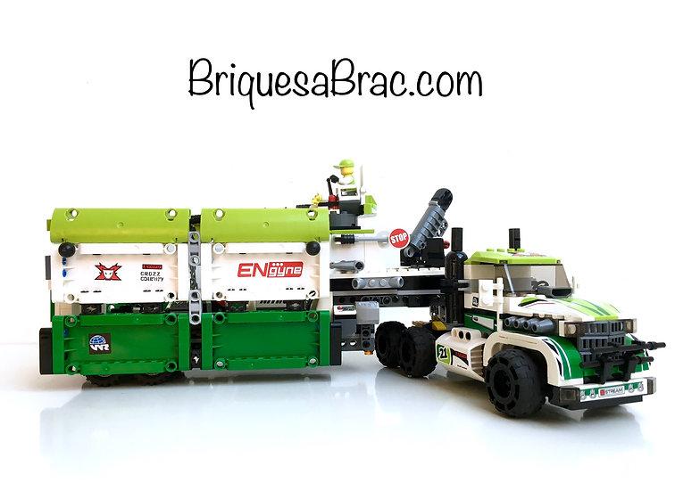 LEGO ® WORLD RACERS 8864 Desert of Destruction