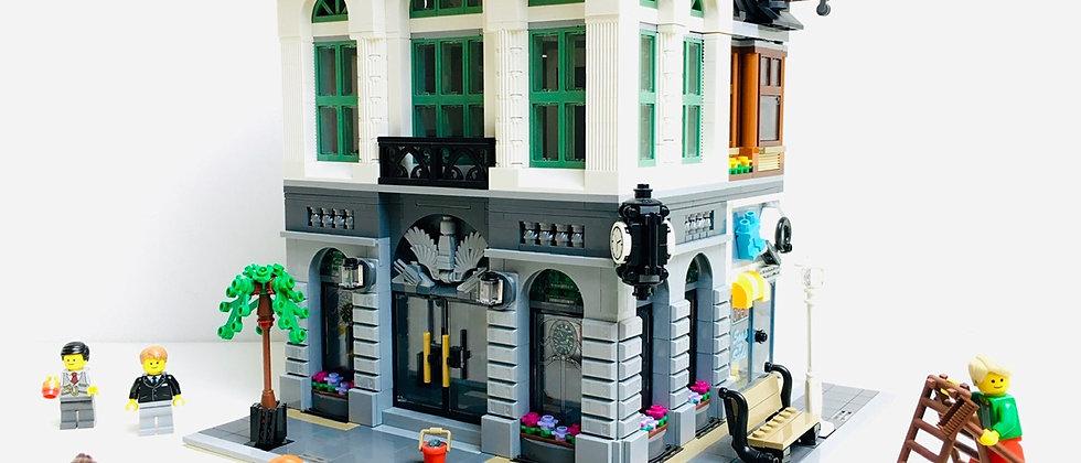 LEGO ® MODULAR 10251 La Banque de Briques