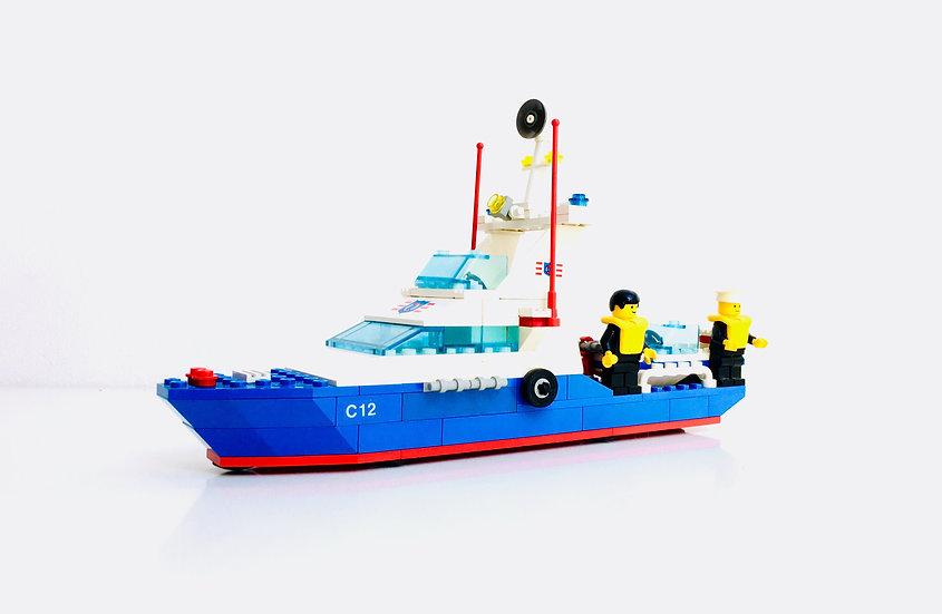 LEGO® 6353 La vedette Garde Côtes