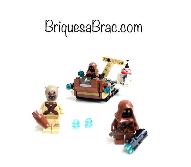LEGO ® STAR WARS™ 75198 Tatooine Battle Pack
