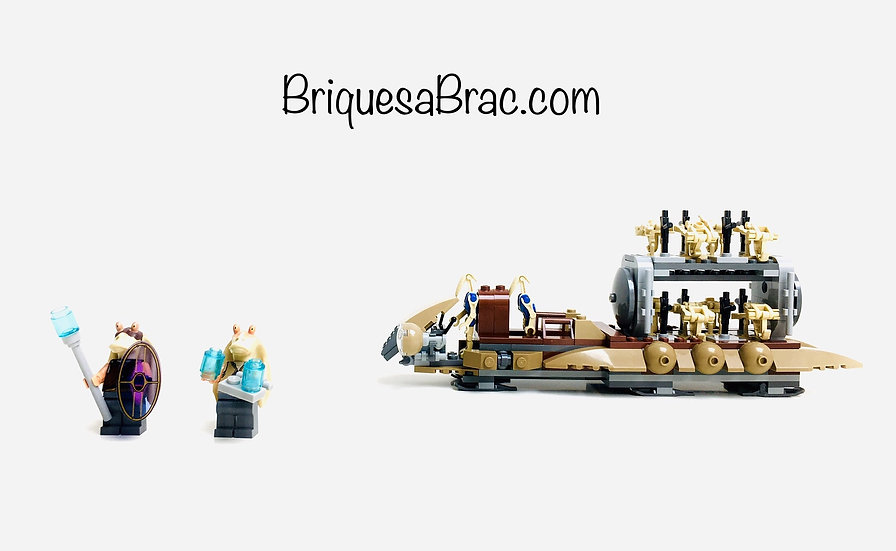 LEGO ® STAR WARS 7929 The Battle of Naboo