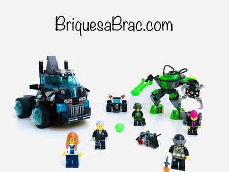 "Gamme "" Ultra Agents "" chez Lego"