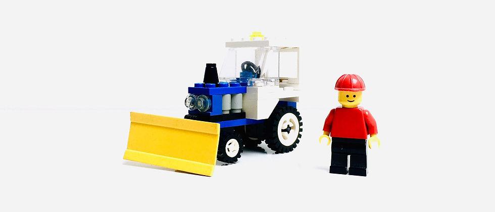 LEGO ® CLASSIC TOWN 6524 Blizzard Blazer