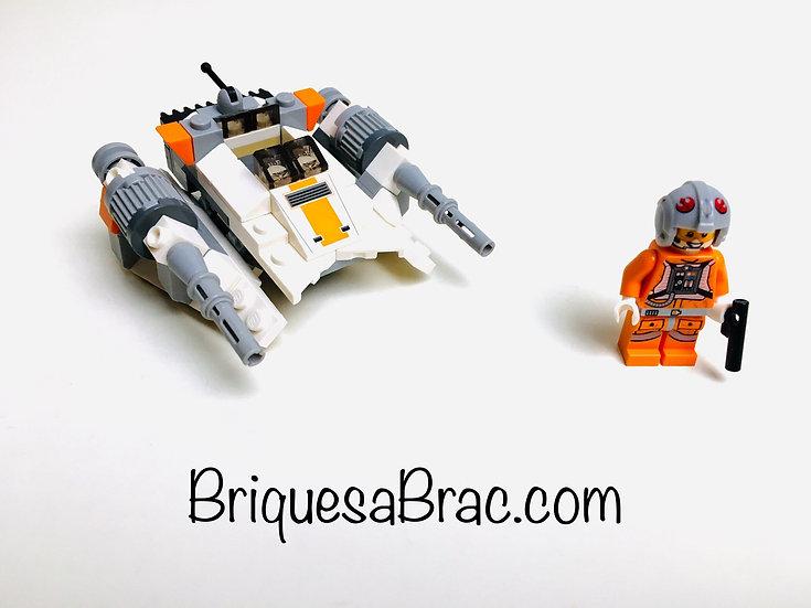 LEGO ® STAR WARS 75074 Microfighter Serie 2 Snowspeeder
