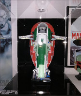 Vitrine BriquesaBoX pour UCS Slave 1 LEGO® STAR WARS 75060