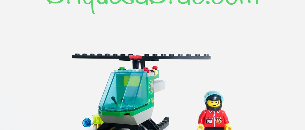 LEGO ® CITY JUNIORS 6425 TV Helicopter