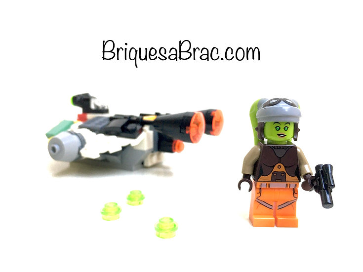 LEGO ® STAR WARS™ REBELS MICROFIGTHER 75127 The Ghost (Occasion)