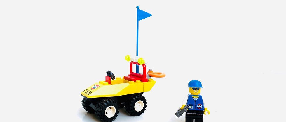 LEGO ® CITY 6437 Beach Buggy