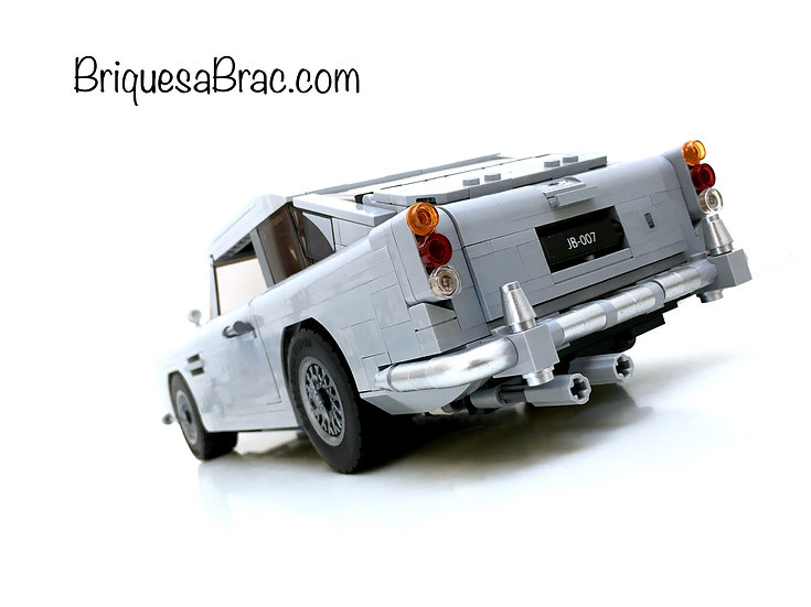 LEGO ® CREATOR EXPERT 10262 James Bond Aston Martin DB5