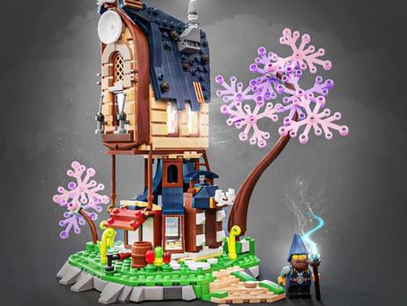 Couteau Suisse & LEGO® dreamer...
