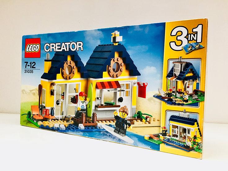 LEGO ® 3EN1 CREATOR 31035 La Cabane de plage