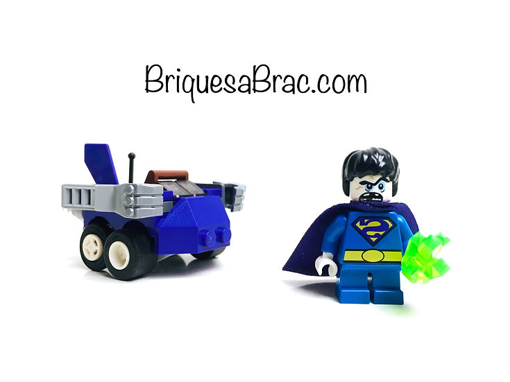 LEGO ® MIGHTY MICROS 76068 Bizarro seul (Occasion)