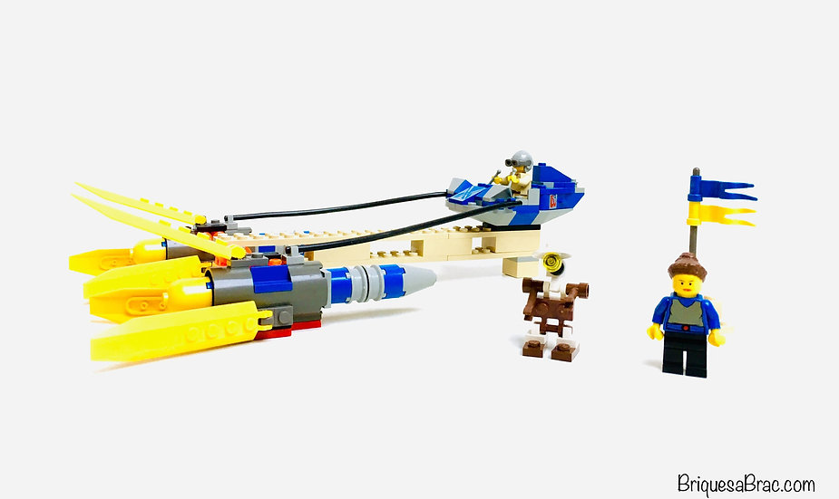 LEGO® STAR WARS 7131 Anakin's Podracer