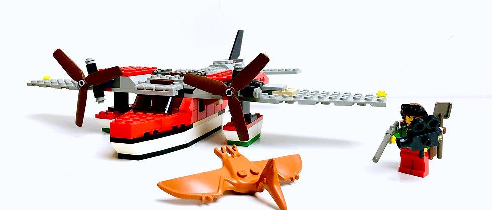 LEGO ® ADVENTURERS 5935 Island Hopper