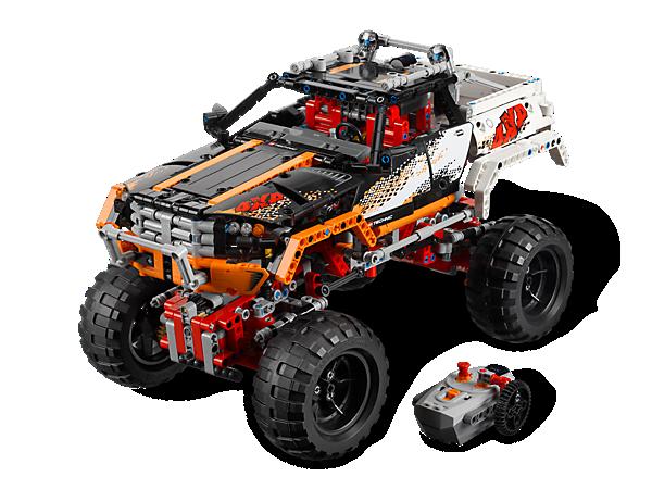 LEGO ® TECHNIC 9398 Le 4x4 crawler