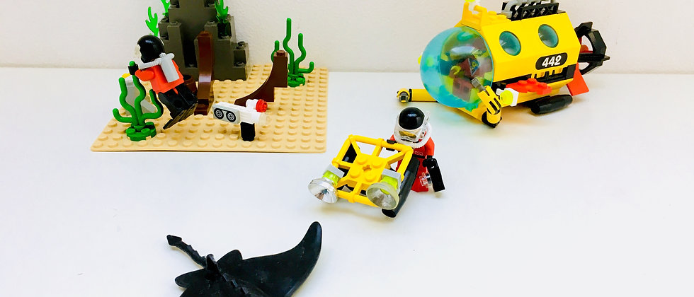 LEGO® 6442 Sting Ray Explorer