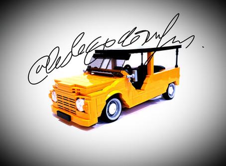 L'Hommage au Patrimoine Automobile !