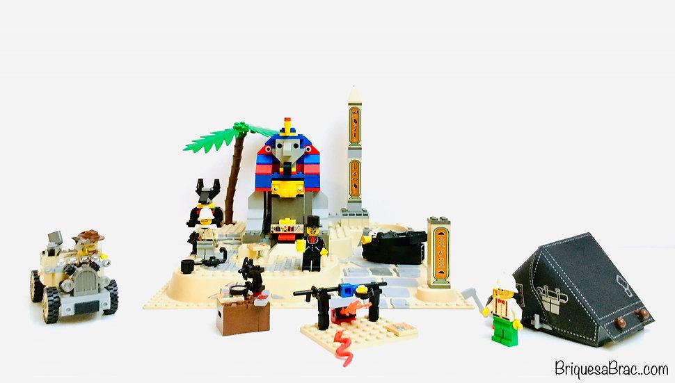LEGO® 5978 Sphinx Secret Surprise