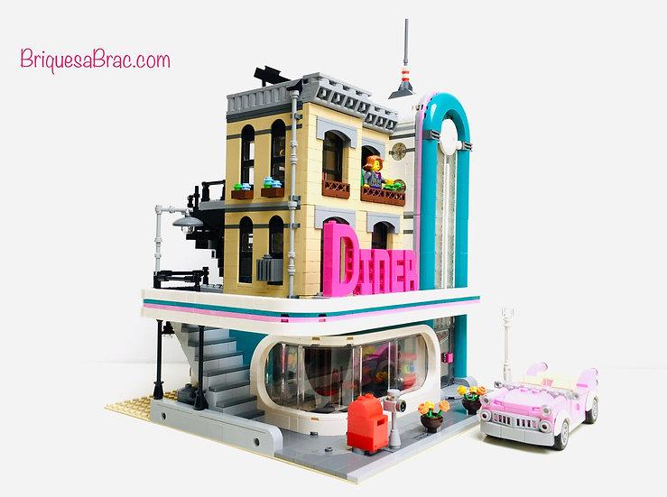 LEGO ® MODULAR 10260 Downtown Diner