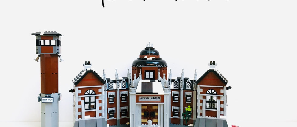 LEGO ® BATMAN 70912 Arkham Asylum