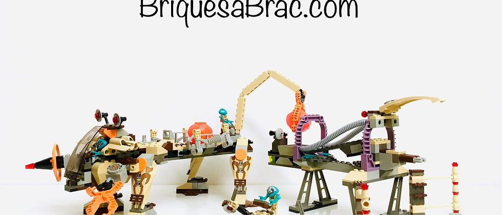 LEGO ® LIFE ON MARS 7316 Excavation Searcher