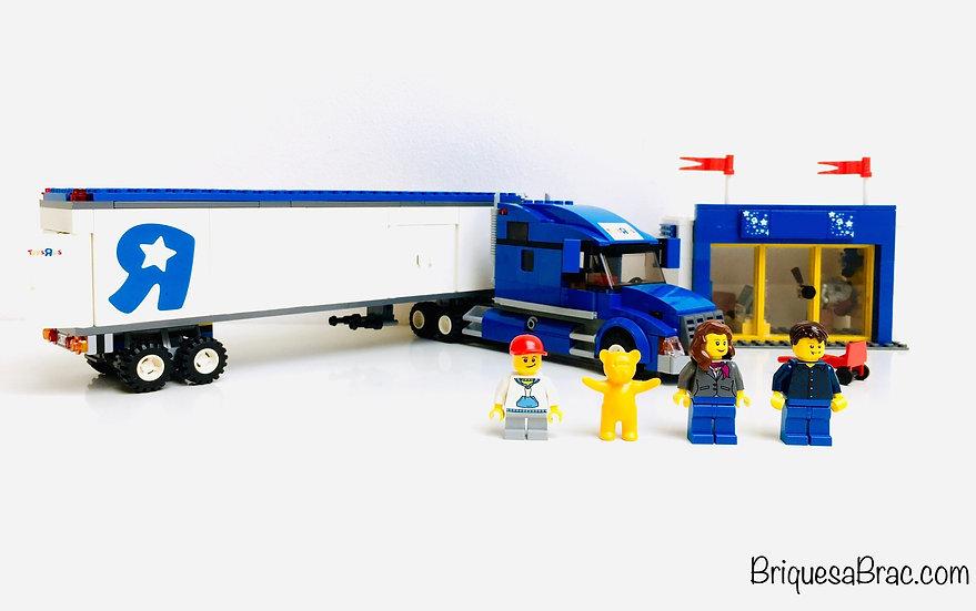 LEGO ® CITY 7848 Toys 'R' Us Truck