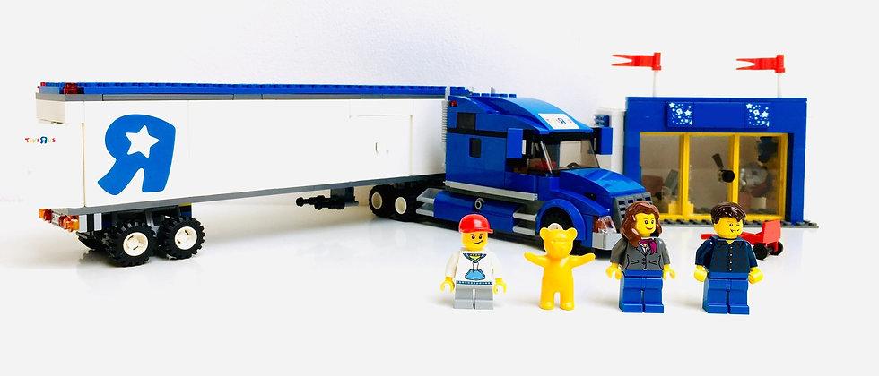 LEGO ® CITY 7848 Toys 'R' Us Truck