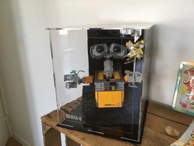 BriquesaBoX LEGO IDEAS Wall-e