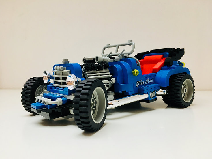 LEGO® 5541 Model Team Blue Fury