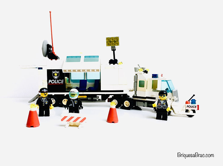 LEGO ® CLASSIC TOWN 6348 Surveillance Squad (Occasion)