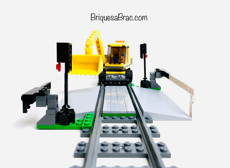 LEGO® CITY 7936 Level Crossing