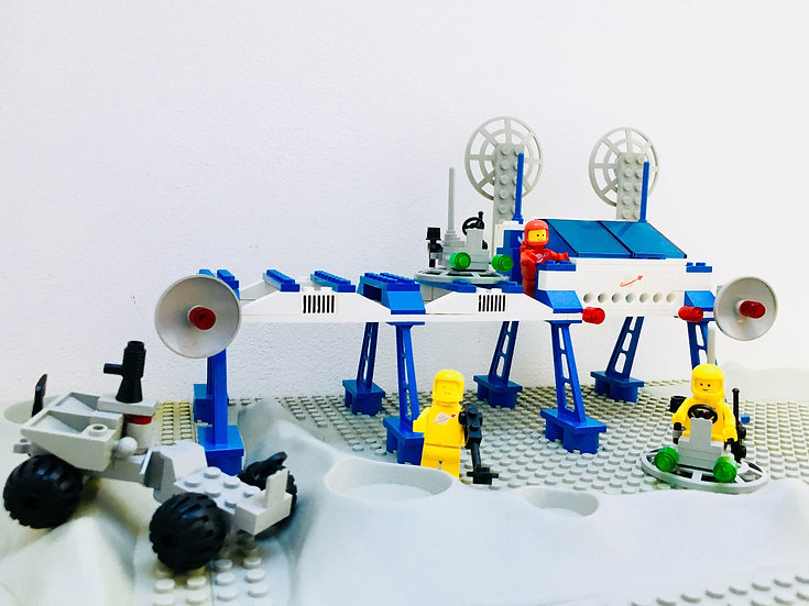 LEGO® 6930 Space Supply Station
