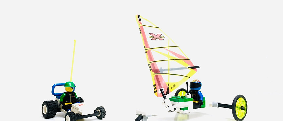 LEGO ® CITY 6572 Wind Runners