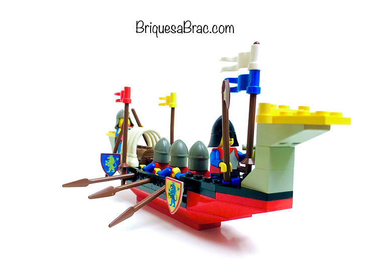 LEGO ® CASTLE LION KNIGHT 6049 Viking Voyager