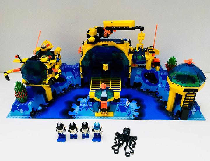 LEGO ® AQAUZONE 6195 Neptune Discovery Lab