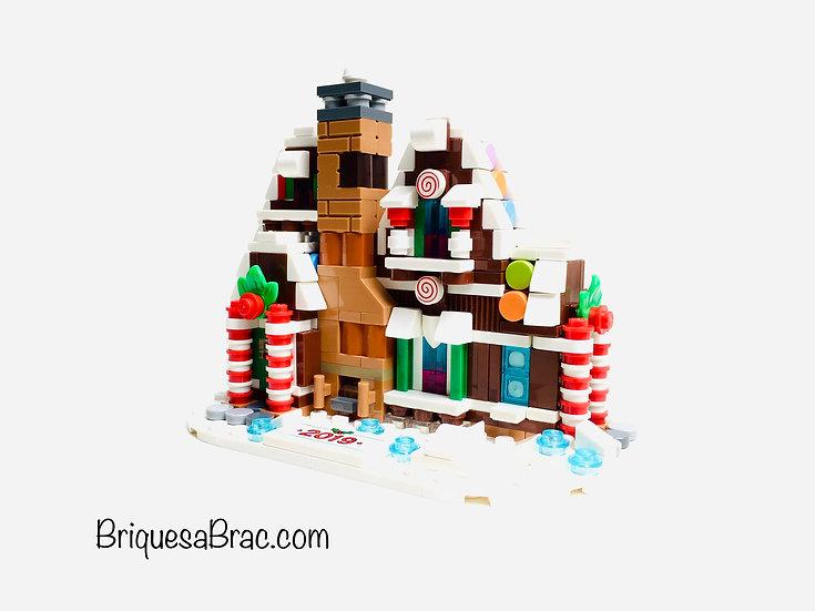 LEGO ® EXCLUSIF 40337 Mini Gingerbread House
