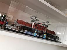 Vitrine BriquesaBoX LEGO® 10277 Crocodile Locomotive