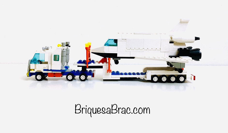 LEGO ® CITY 6346 Shuttle Launching crew