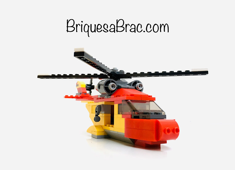 LEGO ® CREATOR 3EN1 5866 Rotor Rescue