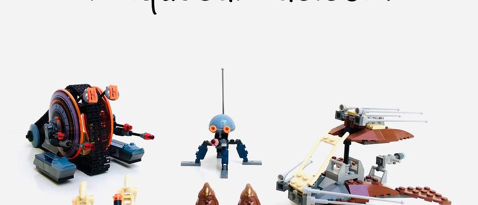 LEGO @ STAR WARS 7258 L'attaque des Wookies