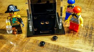 BriquesaBoX Minifig Solo personnalisée Thème LEGO® Pirates