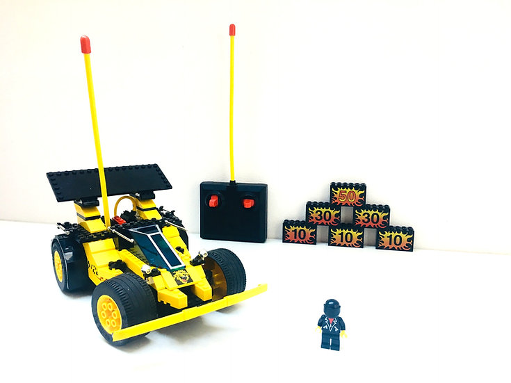 LEGO ® RACERS 5599 Radio Control Racer (Occasion Incomplet)
