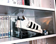 Vitrine BriquesaBoX XL pour LEGO® Adidas Superstar Originals