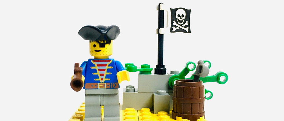 LEGO ® PIRATES 1696 Pirate Lookout