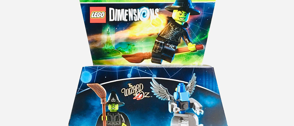LEGO ® DIMENSIONS 71221 Wicked Witch and Winged Monkey