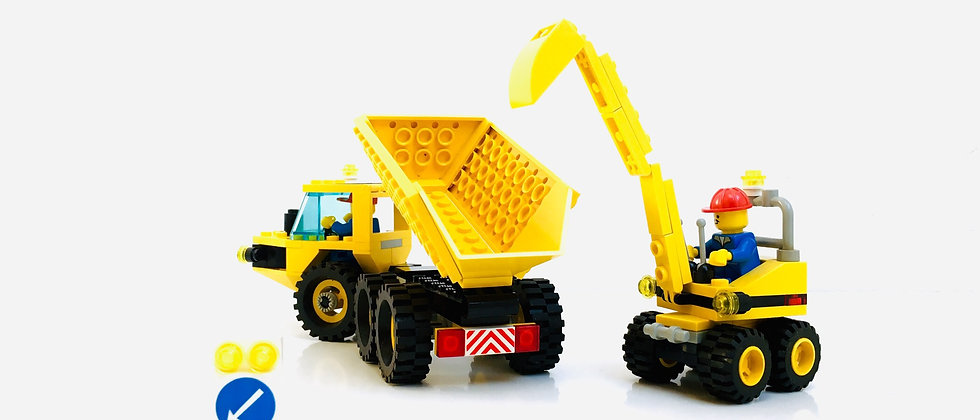 LEGO ® CLASSIC TOWN 6581 Dig N' Dump
