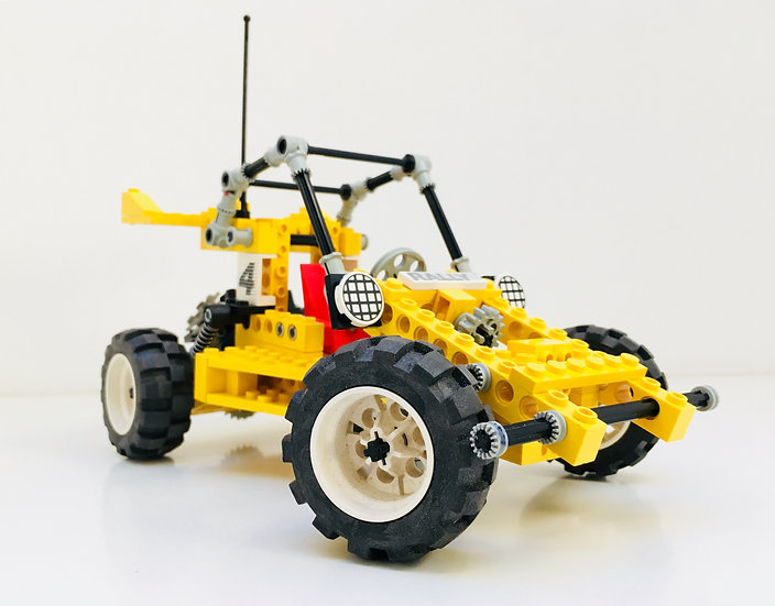 LEGO 8840 Rally Shock'n Roll Racer