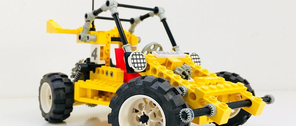 LEGO 8840 Rally Shock'n Roll Racer